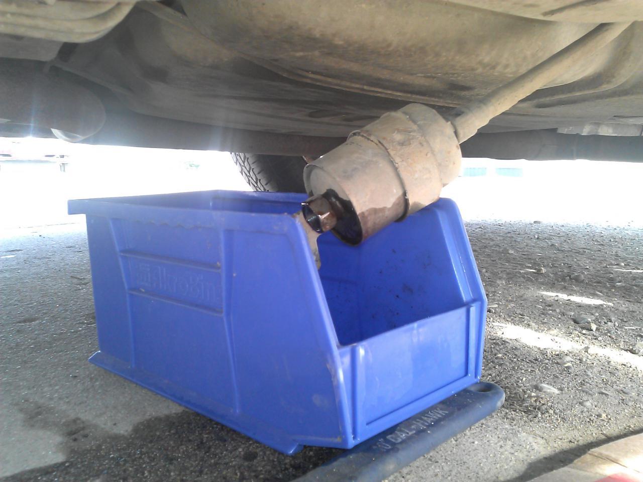 1997 2003 Pontiac Grand Prix Gt Fuel Filter Replacement Fiero Location