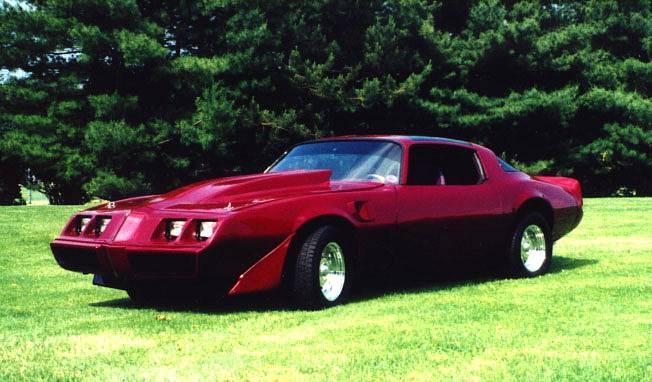 1981 Pontiac Firebird Trans Am Related Infomation