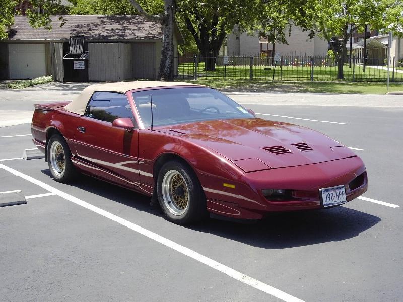 Pontiac 3000. 1985 Pontiac Trans
