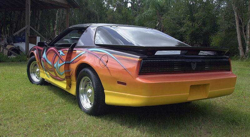 1987 Pontiac Firebird Trans AM