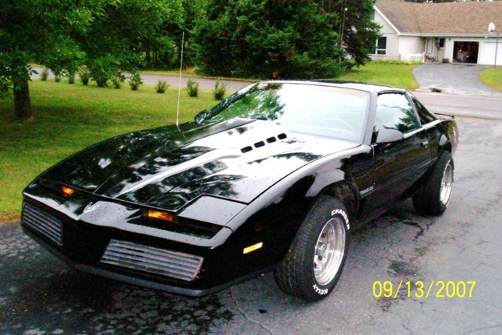 1982 pontiac firebird trans am gasoline. Black Bedroom Furniture Sets. Home Design Ideas