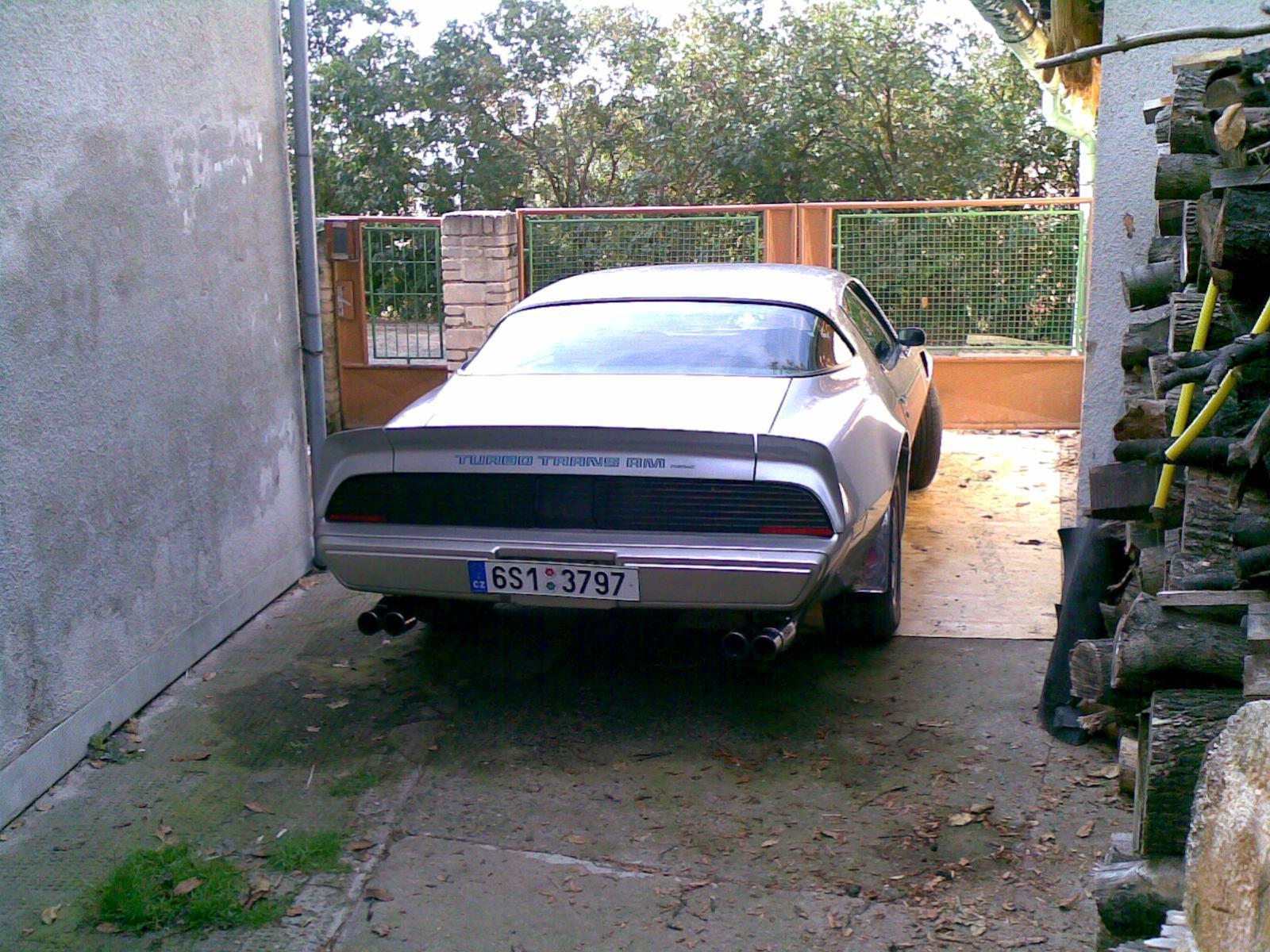 1979 Pontiac Firebird v8 gasoline - Basic info - Pontiac CLUB